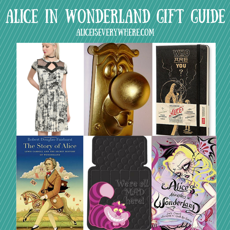 best alice in wonderland gift for ever type of fan