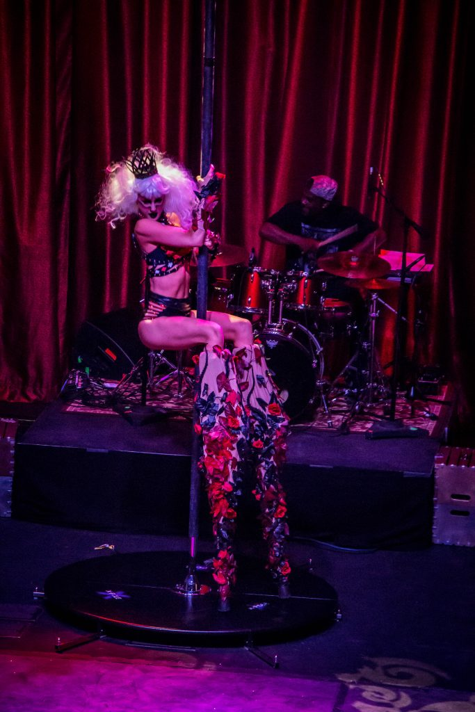 Lora Kelsey in Alice A Steampunk Concert Fantasy
